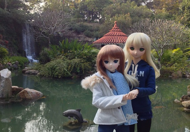 Alice & Saber's Day out in Hong Kong
