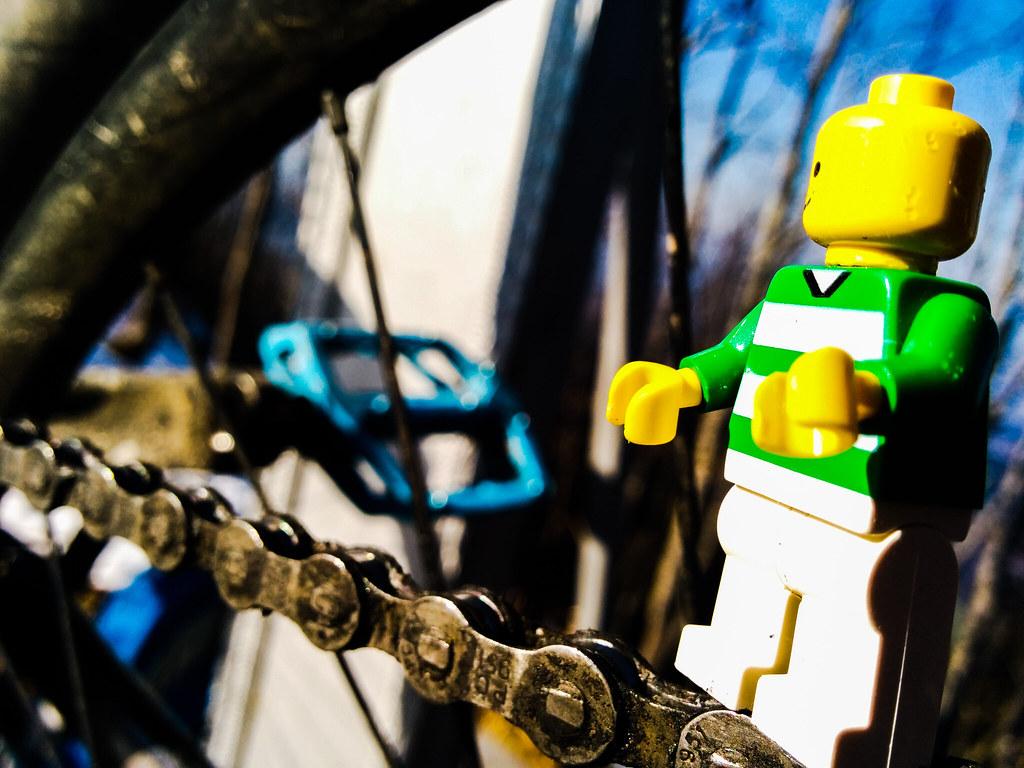 balance on the chain @gaisberg spitz