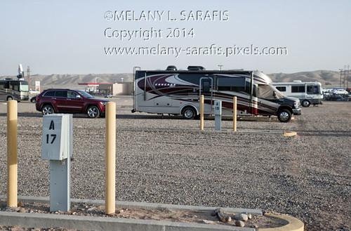 San Felipe RV Parking