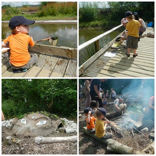 Carsington Water - Outdoor classroom