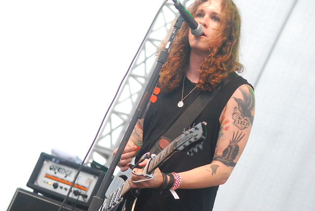 riotfest chicago: against me!