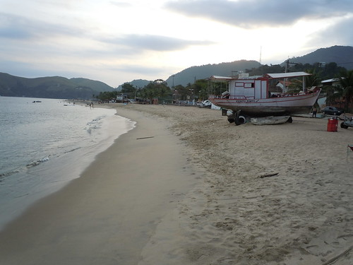 Conceição de Jacareí, Launch Point for Boats to Ilha Grande