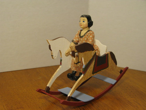 For Sale -rocking horse