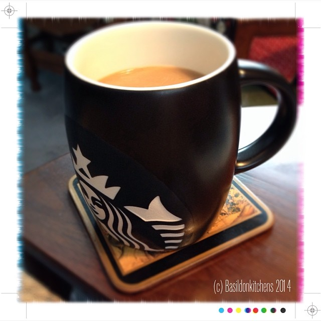 5/1/2014 - in my glass/cup {that first sip of coffee in the morning is devine} Simply pleasures  #photoaday #coffee #cup #morning