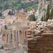 Dal teatro a Taormina