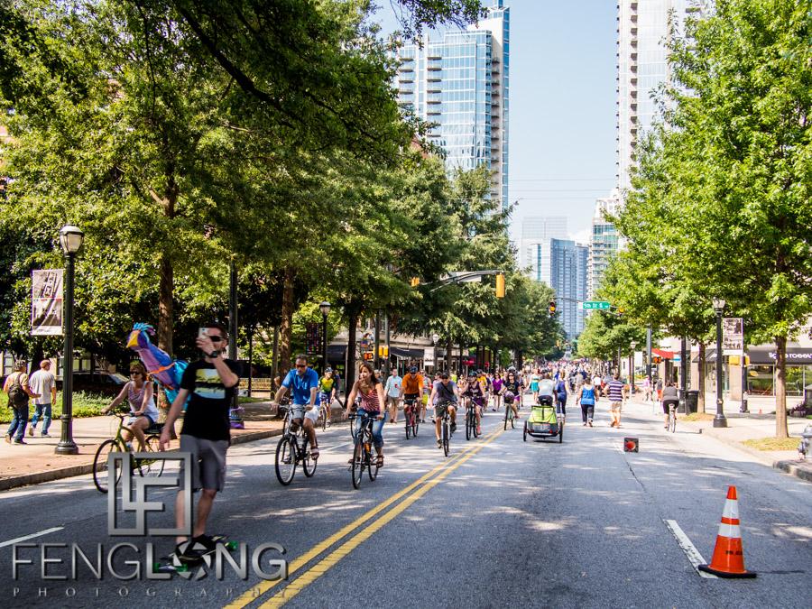 Atlanta Streets Alive   September 2013