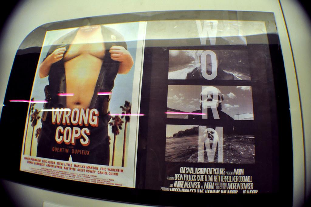 Wrong Cops et Worm