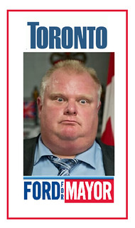 Rob Ford: Run Robbie Run!