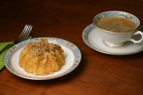 Rum Cake small