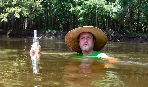 Edisto River Beer Commercial and Rope Swing Float-64