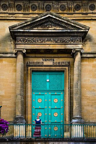 St. Gregoire Church, Stenay, France.  L'eglise de St. Gregoire.