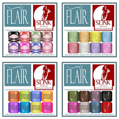 Flair - sets 169 - 172 Pic