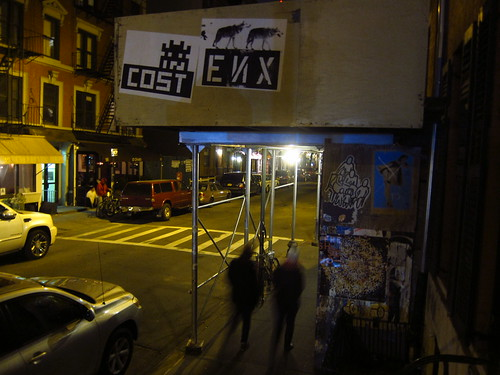 Space Invader, COST, ENX by Scoboco