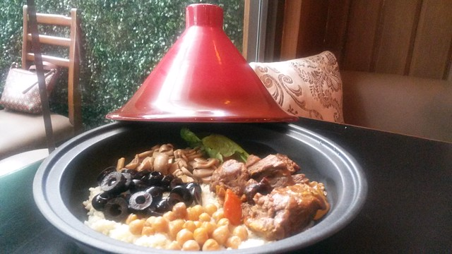 Beef Tagine at Fez