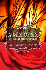 A MIX OF SIX Six short short stories SMASHWORDS COVER