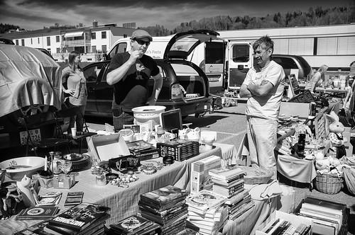 Flea Market #7 by ontourwithben