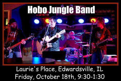 Hobo Jungle Band 10-18-13