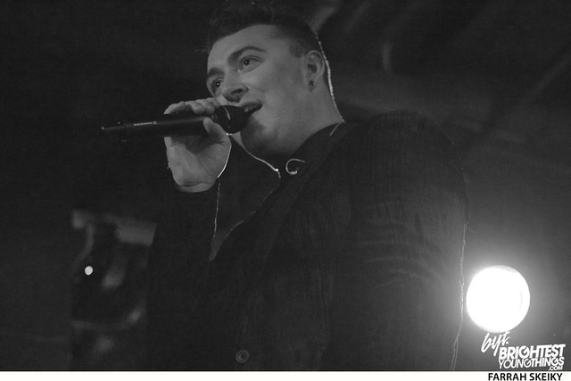 Sam Smith U Street Music Hall Brightest Young Things Farrah Skeiky 03