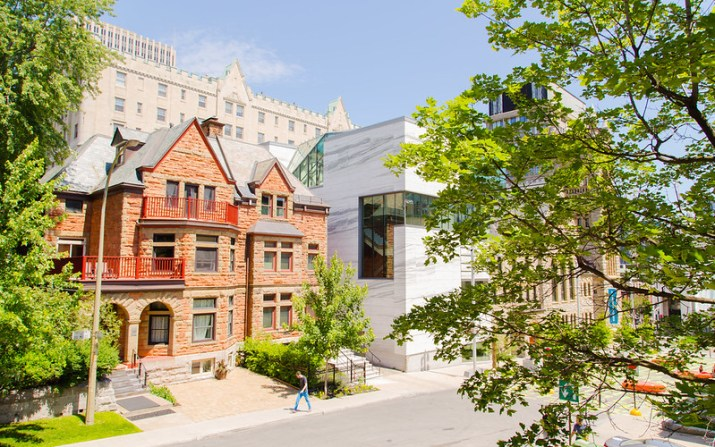 Bishop Street - Montreal