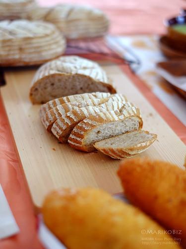 ライ麦パン 20150716-DSCF9740