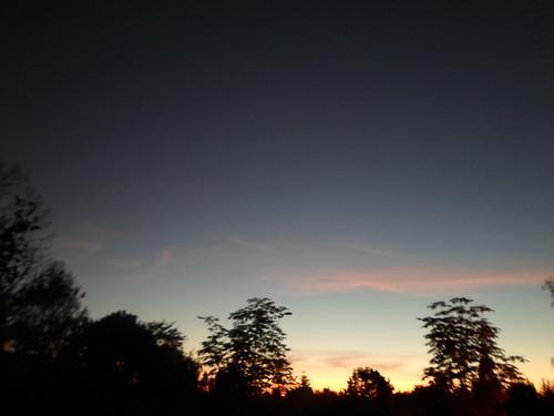 Dawn at Flavignac