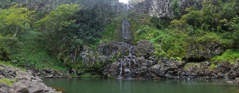 waterfall 0001 Na'ili'ili-haele, Maui, Hawaii, USA
