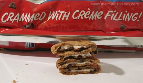 Nabisco Oreo Creme Filled Chewy Chips Ahoy Cookies Prescription for Despondency