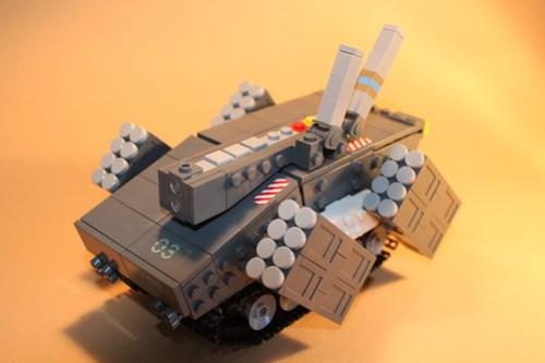 Prototype - A12b ISV 'Sabueso'