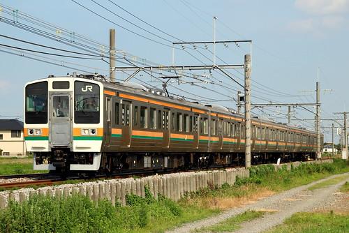 A32編成 @行田〜熊谷