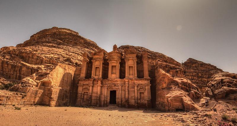 Ad Deir Monastery, Petra, Jordan