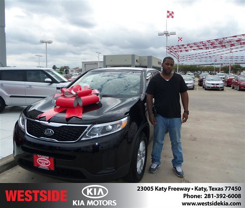 Happy Birthday to Christopher Hiram Jones from Guzman Gilbert and everyone at Westside Kia! by Westside KIA
