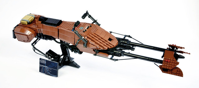 UCS Speeder Bike, by Anio, on EuroBricks