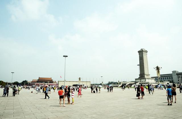 Plaza de Tian'anmen