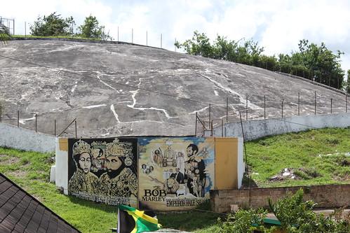 20131031. Limestone rainwater catchment system.