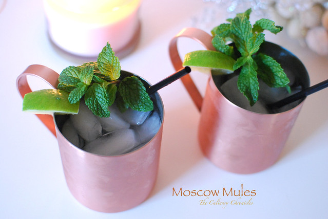 Moscow Mules