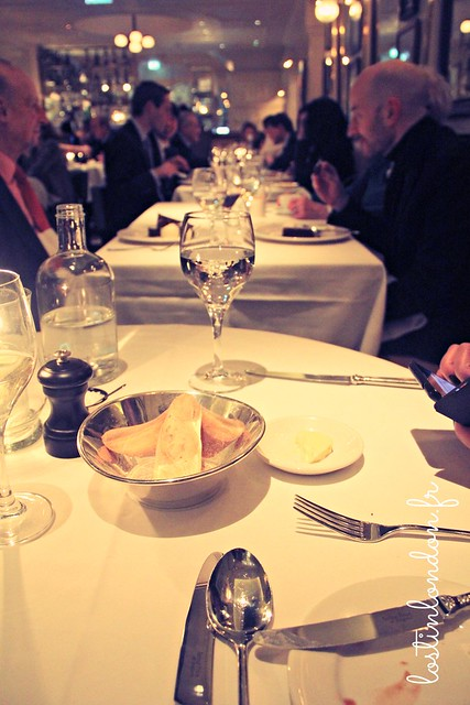 Boulestin restaurant london