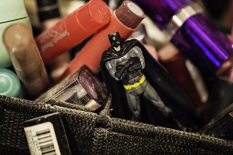 Batman is Unimpressed #8