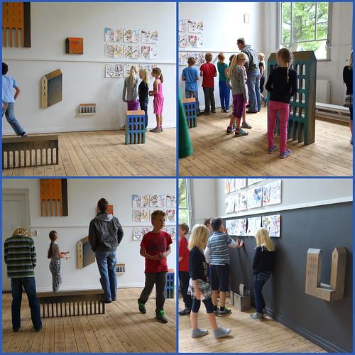 Boogbouwersbezoek by AlleskAn | Kunstlokaal №8