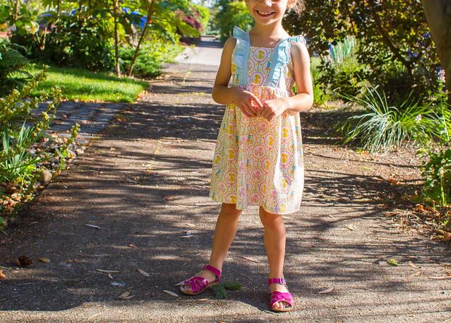 fauna edelweiss dress