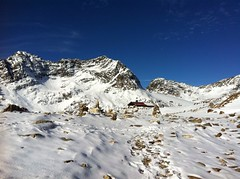 Ausblick von der Rieserfernerhütte