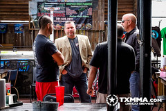 SCC V: Pasadena Salute to the Troops - Weigh-In Photos