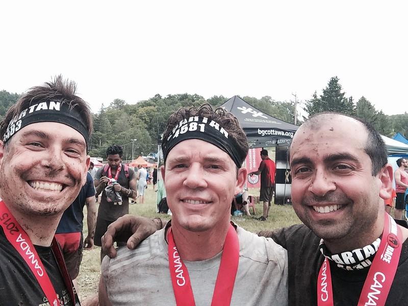 Spartan Race Ottawa 2015