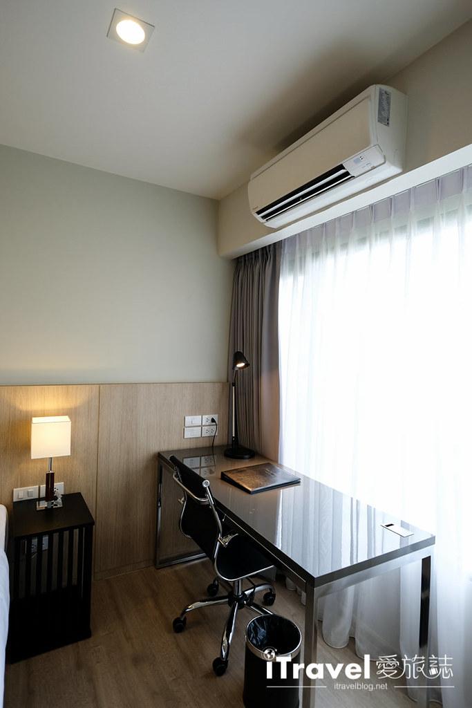 《曼谷酒店推介》通罗公寓:日式小区厅厨与洗衣完整机能