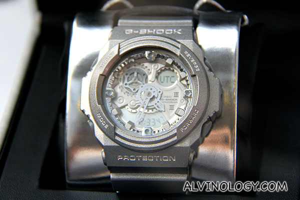 Limited edition G-SHOCK by Maison Martin Margiela