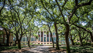 Randolph Hall at the College of Charleston