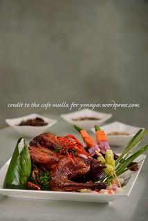 Hotel Mulia Senayan, Jakarta_The Café_Ayam Bekakak