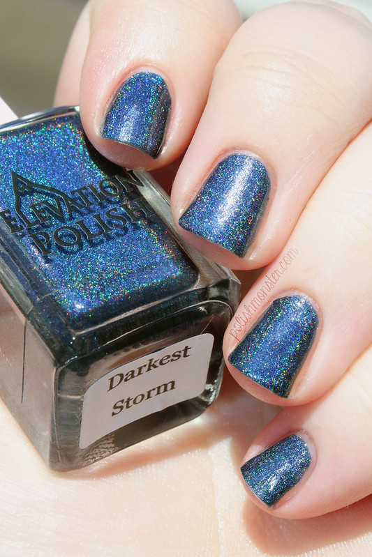 Elevation Polish Darkest Storm