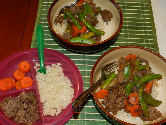 Spring Steak Stir Fry (7)