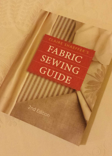 Fabric Sewing Guide - Clare Schaeffer