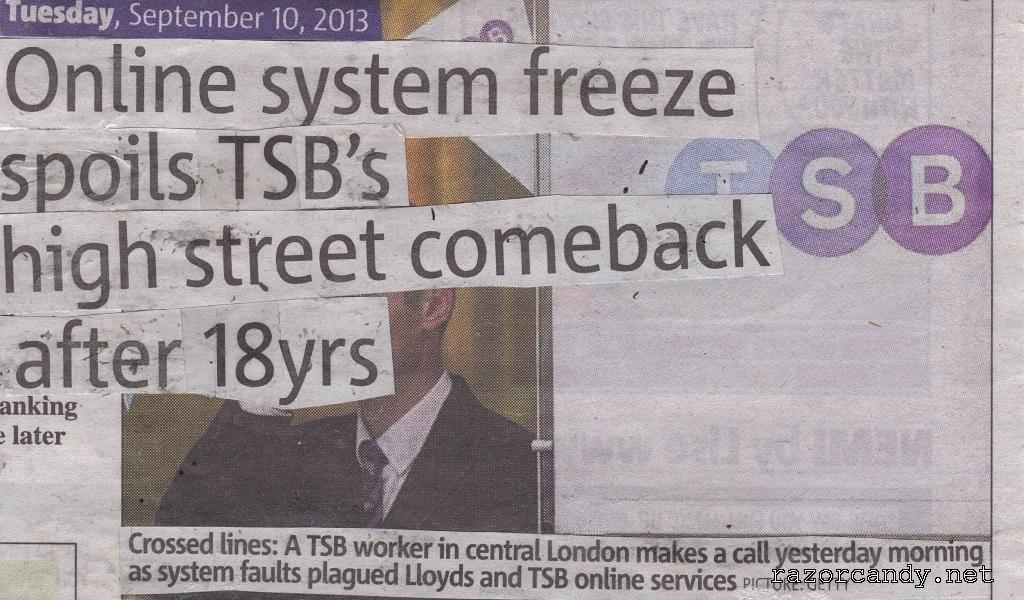 10-09-2013 TSB Highstreet comeback Back